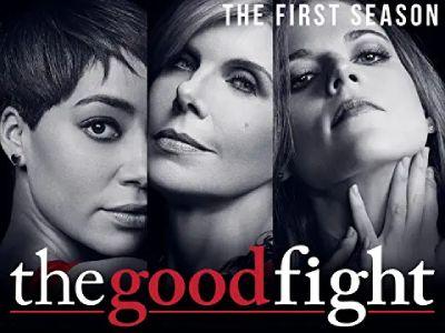 TheGoodFight/ザ・グッド・ファイト