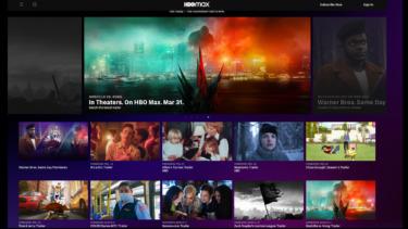 【WarnerMedia】ワーナーメディア2021年新作映画は米国 HBO MAXで視聴!映画をお家で観る!