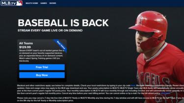 【MLB】メジャーリーグ視聴したい!ストリーミングサービス一覧