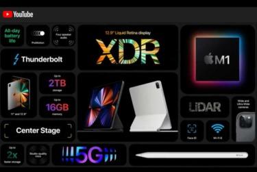 【Apple】on Introducing |新しいiPadの販売予約スケジュール・基本情報