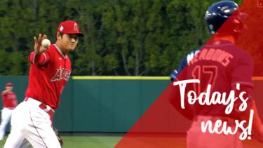 【MLB】メジャーリーグ 本日のOHTANI-SAN!&活躍した日本人のまとめ 5/5(US)5/6(JP)