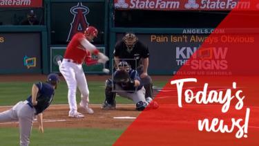 【MLB】メジャーリーグ 本日のOHTANI-SAN! The 10th two-run homerun &活躍した日本人のまとめ 5/6(US)5/7(JP)