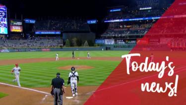 【MLB】メジャーリーグ レッズの秋山選手に待望の初安打!!本日のOHTANI-SAN! 移動日