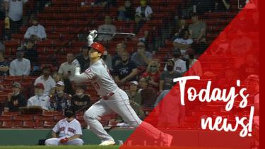 【MLB】メジャーリーグ 本日のOHTANI-SAN! 11号ホームランで再びトップ争いに!レッズ秋山はマルチ!!