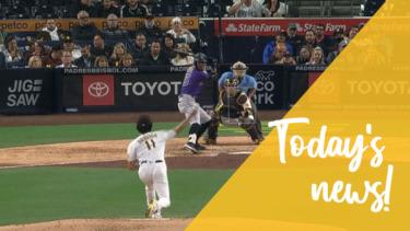 【MLB】メジャーリーグ 本日のOHTANI-SAN! 両リーグトップの13号スリーラン!ダルビッシュ完璧投球で4勝目!