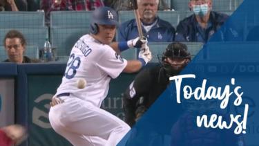 【MLB】メジャーリーグ 本日のOHTANI-SAN! 投打守の三刀流も勝利ならず!筒香ドジャース初安打初打点!