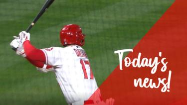 【MLB】メジャーリーグ 本日のOHTANI-SAN! 大谷長打2本!マエケンはまたも勝てず!