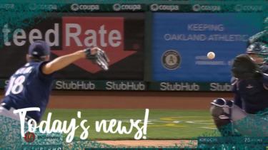 【MLB】メジャーリーグ マリナーズ菊池!ナイスピッチで2勝目!