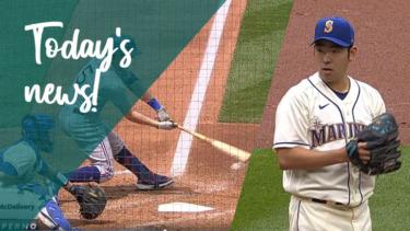 【MLB】メジャーリーグ 本日のOHTANI-SAN! 花巻東の先輩後輩がともに出場!雄星3勝目!
