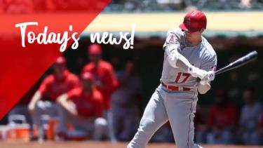 【MLB】メジャーリーグ 本日のOHTANI-SAN!19号ソロと10個目の盗塁!澤村は痛い一発浴びる!