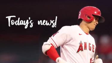 【MLB】メジャーリーグ 本日のOHTANI-SAN!自己タイに並ぶ22号ホームラン!