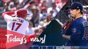 【MLB】メジャーリーグ 本日のOHTANI-SAN!23号同点ホームラン!マエケン3勝目!