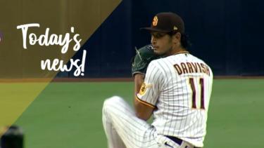 【MLB】メジャーリーグ 本日のOHTANI-SAN!大谷3度目の週間MVP!ダルビッシュ快投7勝目&1500奪三振!