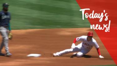 【MLB】メジャーリーグ 本日のOHTANI-SAN!無安打ながら3出塁1盗塁!