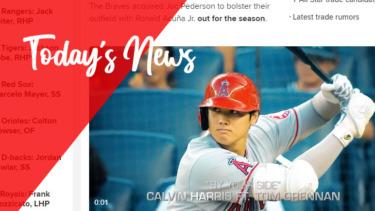 【MLB】メジャーリーグ 本日のOHTANI-SAN!いよいよあすから後半戦、大谷選手の成績を大胆予想!
