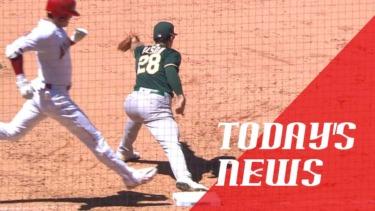 【MLB】メジャーリーグ 本日のOHTANI-SAN! 大谷は2併殺含め無安打と沈黙、秋山は代打出場で三振!