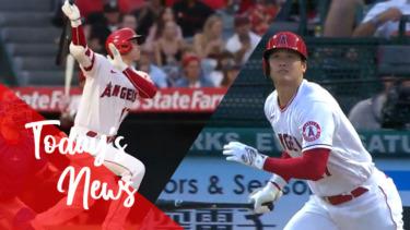【MLB】メジャーリーグ 本日のOHTANI-SAN!復調の兆し!センターへの14試合ぶり38号ツーラン!