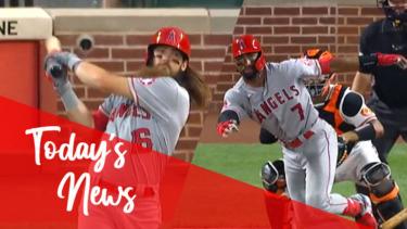 【MLB】メジャーリーグ 本日のOHTANI-SAN!大谷サンは1安打、筒香は代打で一瞬の出場、澤村打たれ2失点、秋山スタメンも好機に併殺打でベンチに退く