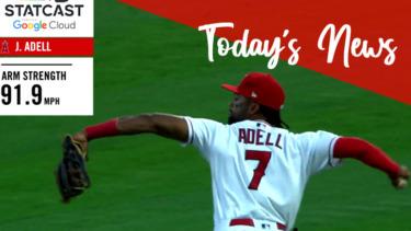 【MLB】メジャーリーグ 本日のOHTANI-SAN! 大谷今季20個目の盗塁!筒香は代打で四球!澤村救援で無失点!マエケンは肘の手術で今季絶望!