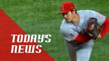 【MLB】メジャーリーグ 本日のOHTANI-SAN! 二刀流大谷6回1失点で6勝目!