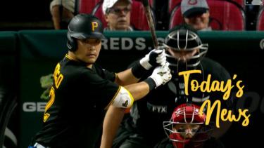 【MLB】本日のOHTANI-SAN!大谷は今日も不発!筒香は弾丸8号!2安打2打点!