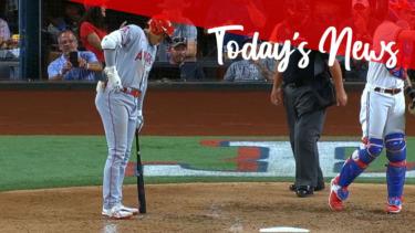 【MLB】本日のOHTANI-SAN!大谷6戦快音なし!筒香は代打のみ!ダルはまたも勝てず!ペレス単独47号!