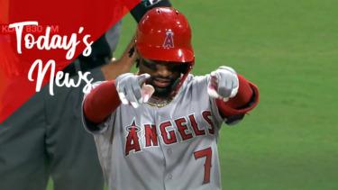 【MLB】メジャーリーグ 本日のOHTANI-SAN! 交流戦の大谷代打で内野安打!筒香は逆転口火のこちらも内野安打!