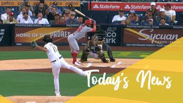 【MLB】本日のOHTANI-SAN! 大谷不出場の間に迫りくるペレス・ゲレーロ!ダルビッシュ8勝目!