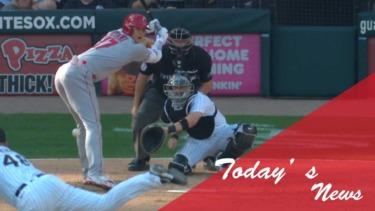 【MLB】メジャーリーグ 本日のOHTANI-SAN! 大谷2安打マルチ!大谷に報復死球?筒香は本日無安打!秋山スタメン1安打!